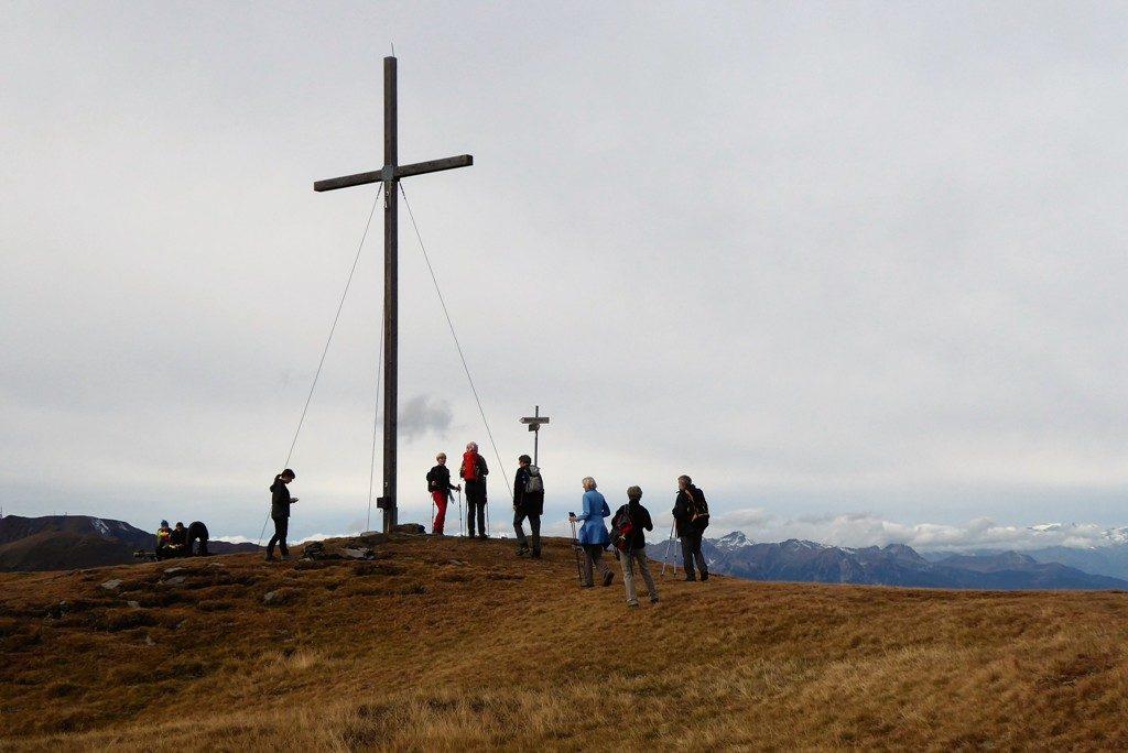 Gipfelkreuz Maurerberg