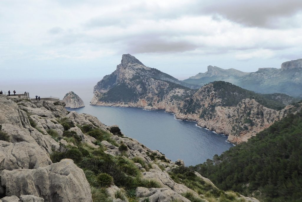 Mallorca, Norden