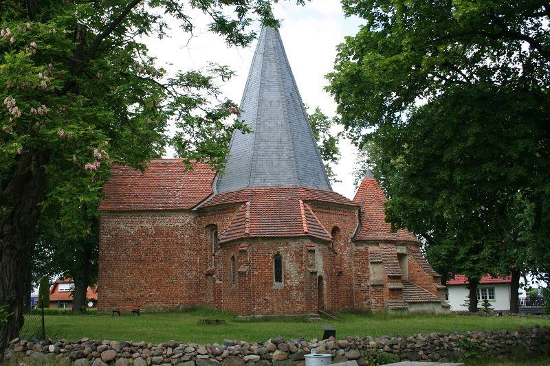 Kirche in Ludorf