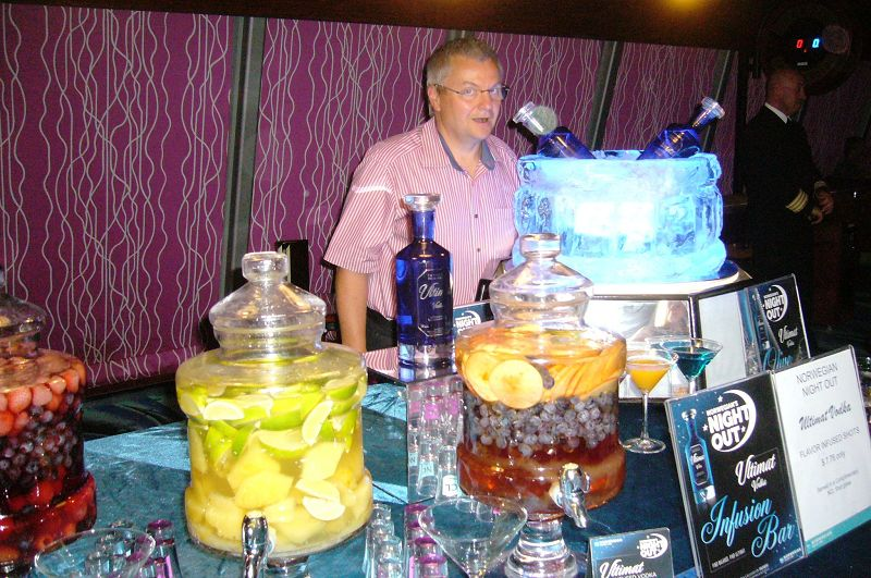 Vodka - Bar