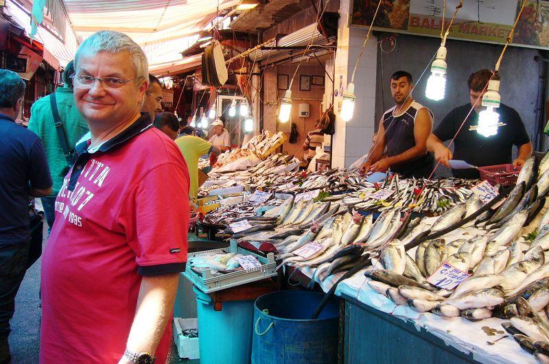 Fischmarkt in Izmir