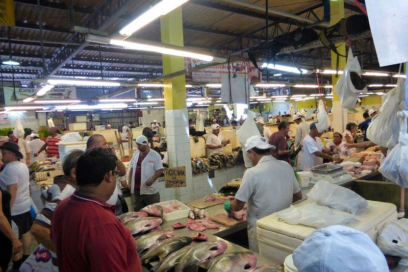 Markthalle Manaus
