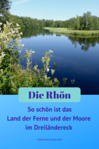 Rhön, Land der Ferne, Moore
