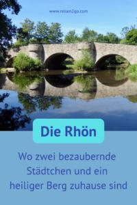 Ostheim, Bischofsheim und Kreuzberg