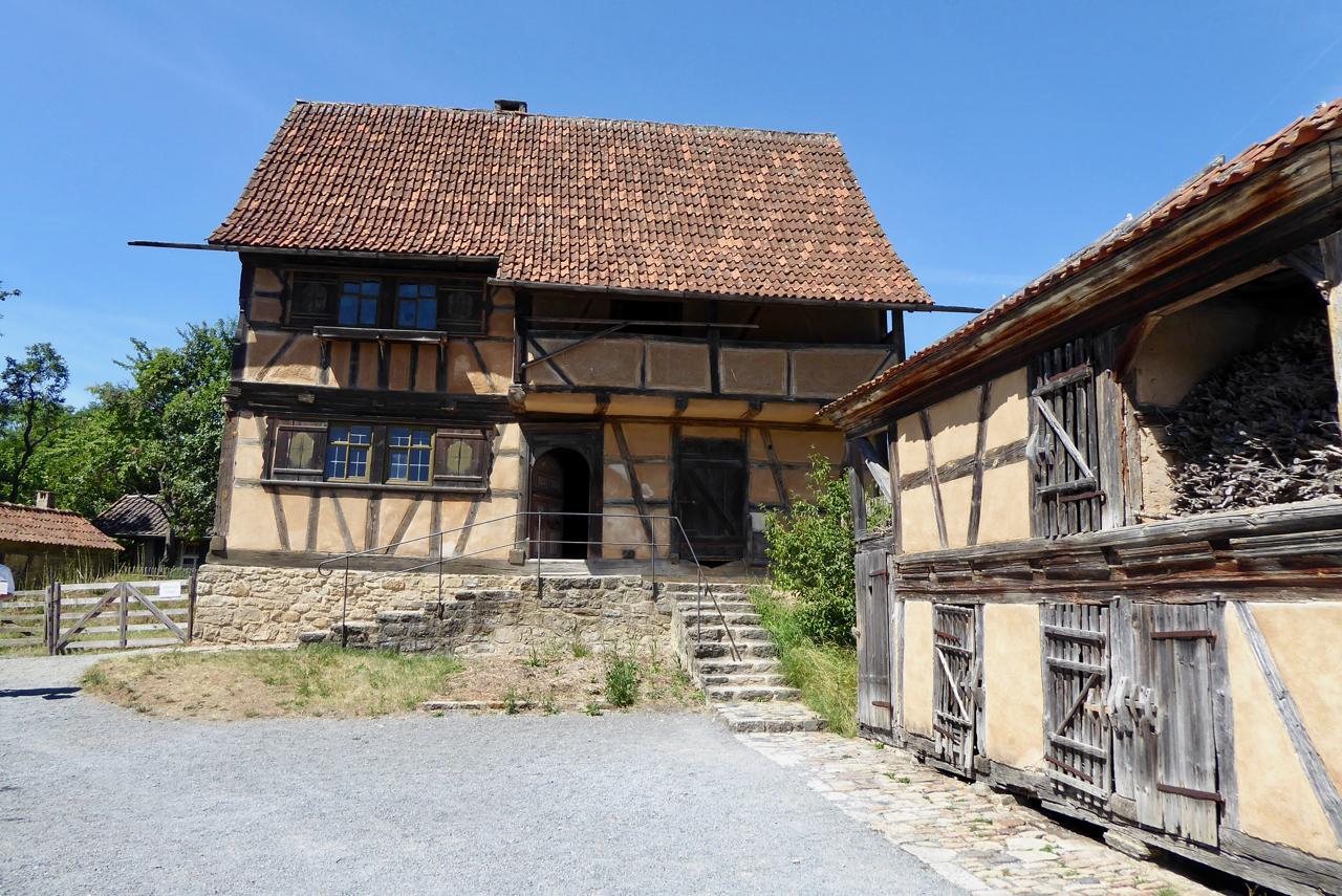 Fränkisches Freilandmuseum, Fladungen