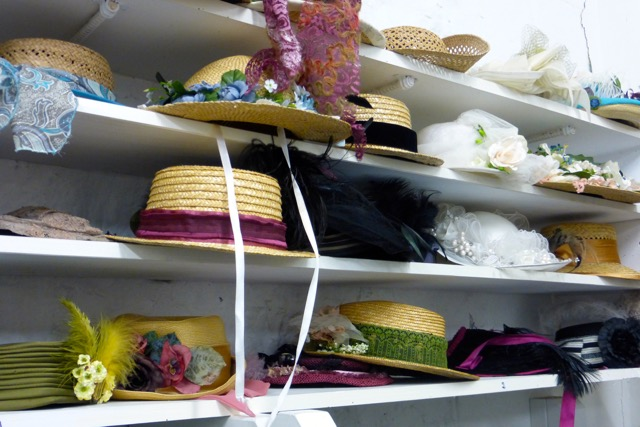 Hüte für jeden Anlass in Oamaru