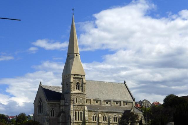 Kirche in Oamaru, Neuseeland