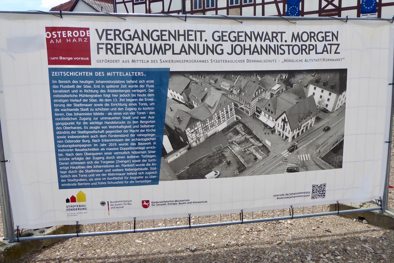 Johannistorplatz Osterode