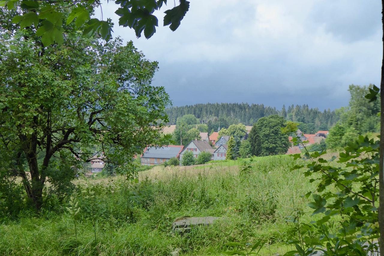 Harzer-Hexen-Stieg, Etappe 1