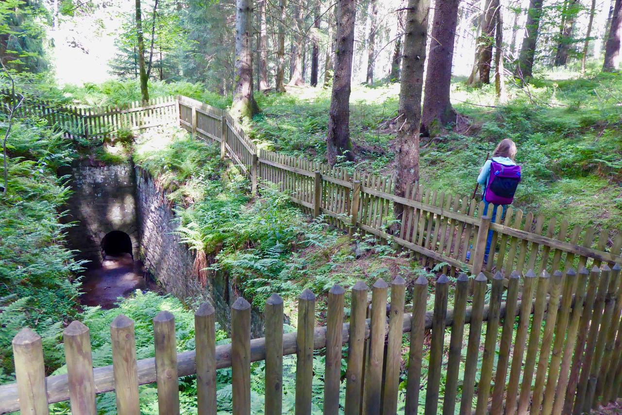 Wasser für den Bergbau im Harz