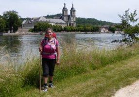 Umweg bei Pont a Mousson
